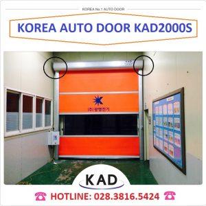 kad2000s là loại cửa lắp trong khu vực nhỏ cần tiết kiệm diện tích