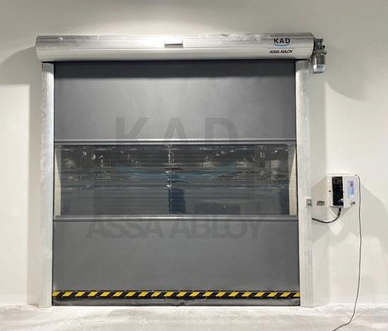 cửa màn nhựa chuyên dùng cho các công ty lắp kho lưu trữ hàng hóa
