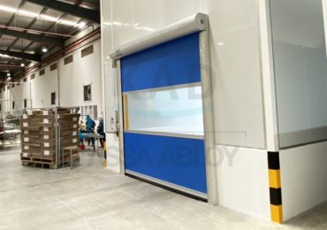 hướng dẫn cách sản xuất và lắp đặt cửa cuốn nhanh nhựa pvc hoàn chỉnh bằng hình ảnh