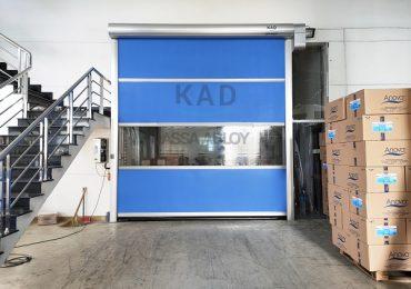 cửa cuốn công nghiệp tốc độ cao