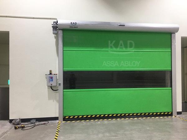 Màn cửa 1,2mm màu xanh lá